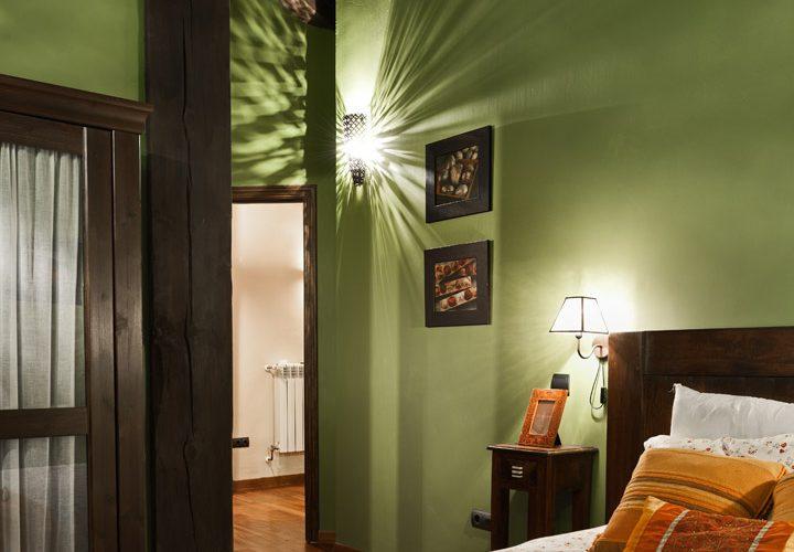 El Olmo Habitacion Verde 2